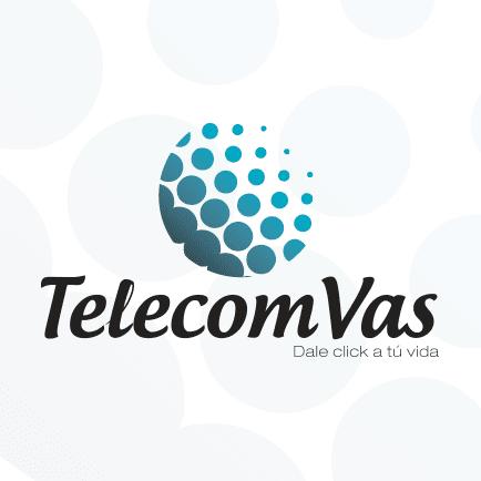 telecom-vas-logotipo-portada-diseño-de-marca-con-nuestra-agencia-de-branding