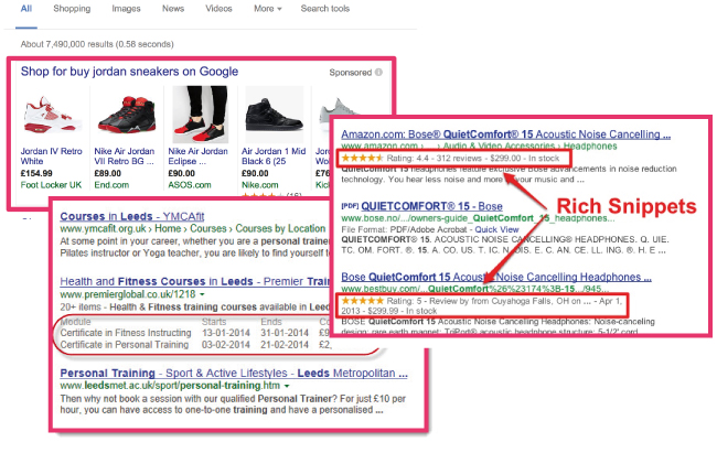 tipos-de-texto-enquecido-google
