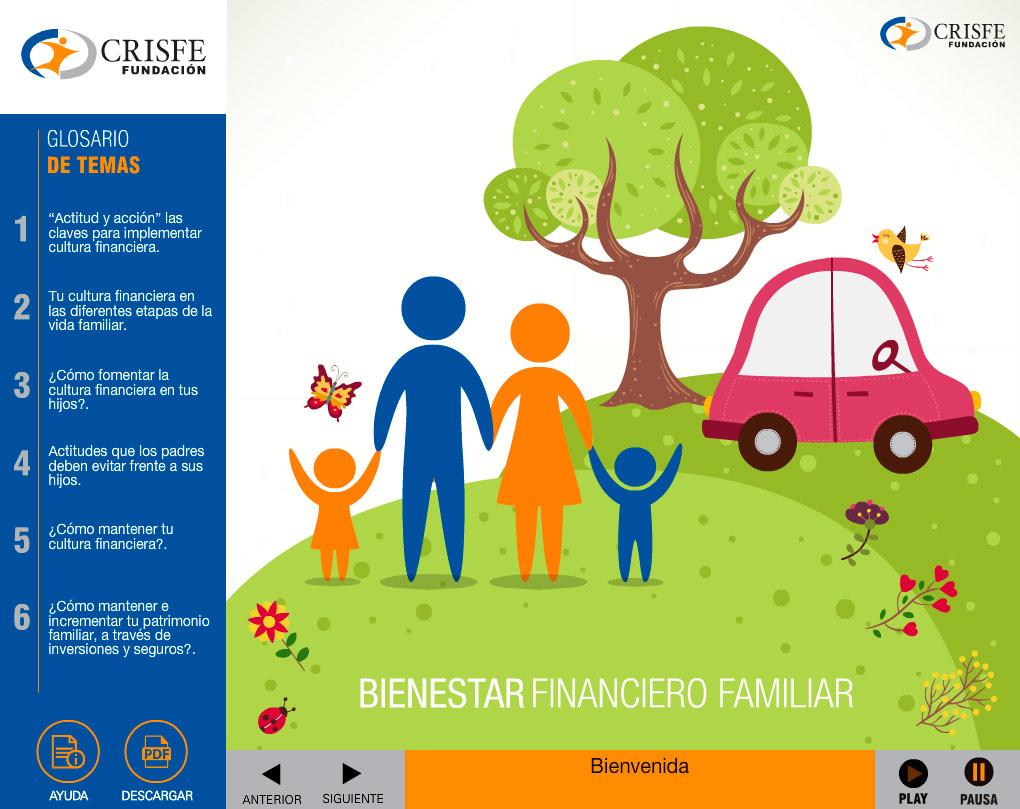 bienestar familiar