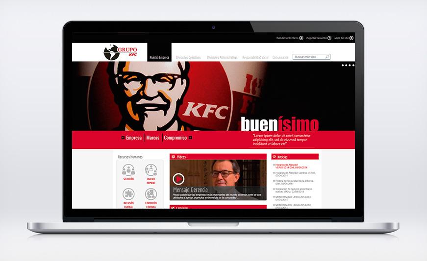kfc intranet