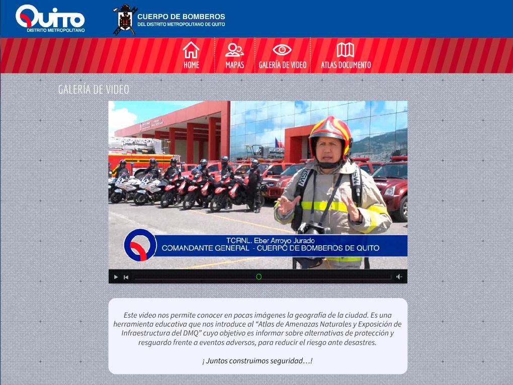 municipio de quito videos