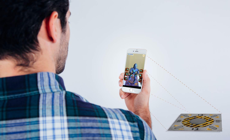 realidad aumentada celco app2