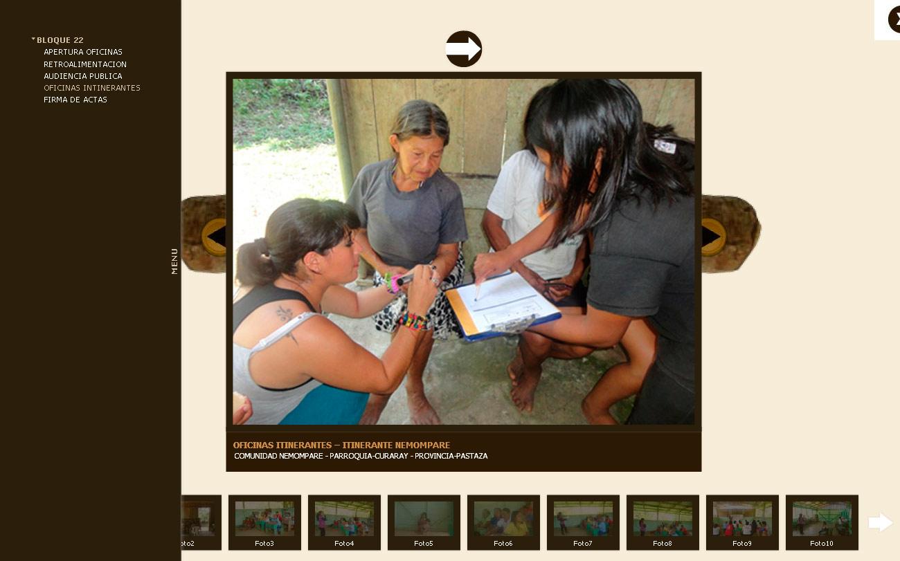 consulta amazonica galeria fotos