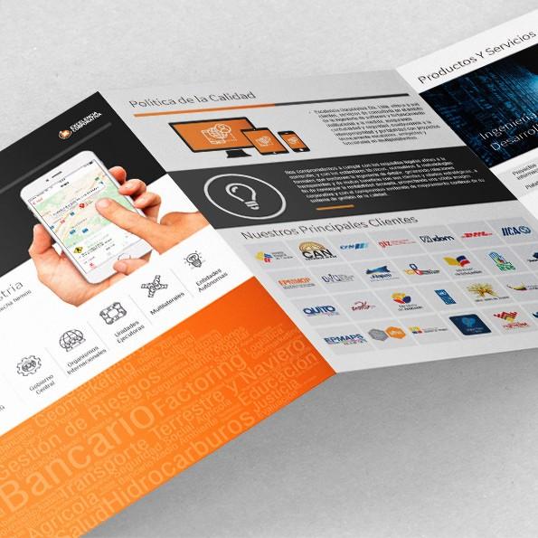 brochure excelencia corporativa ecuador portada