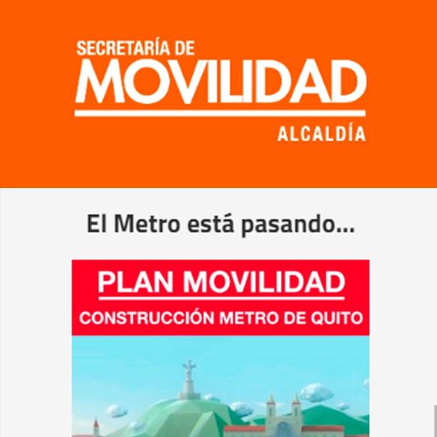 secretaria movilidad quito pagina web