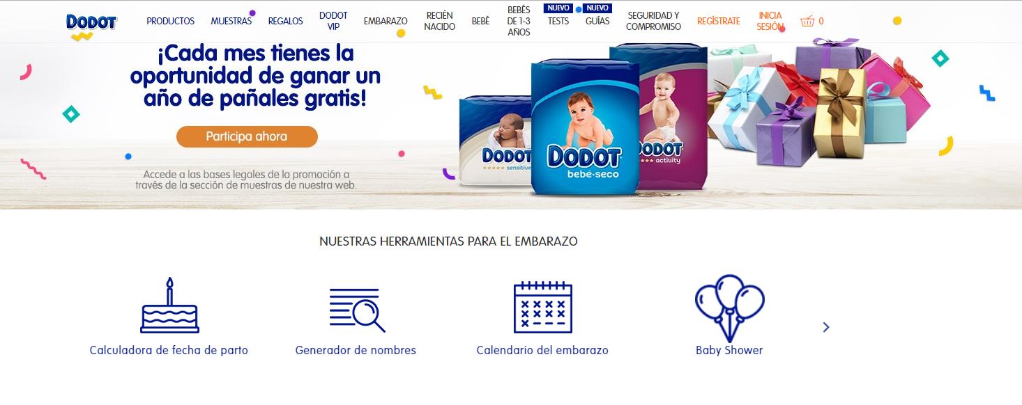 dodot ejemplo de marketing de contenidos para vender mas en una empresa quito ecuador
