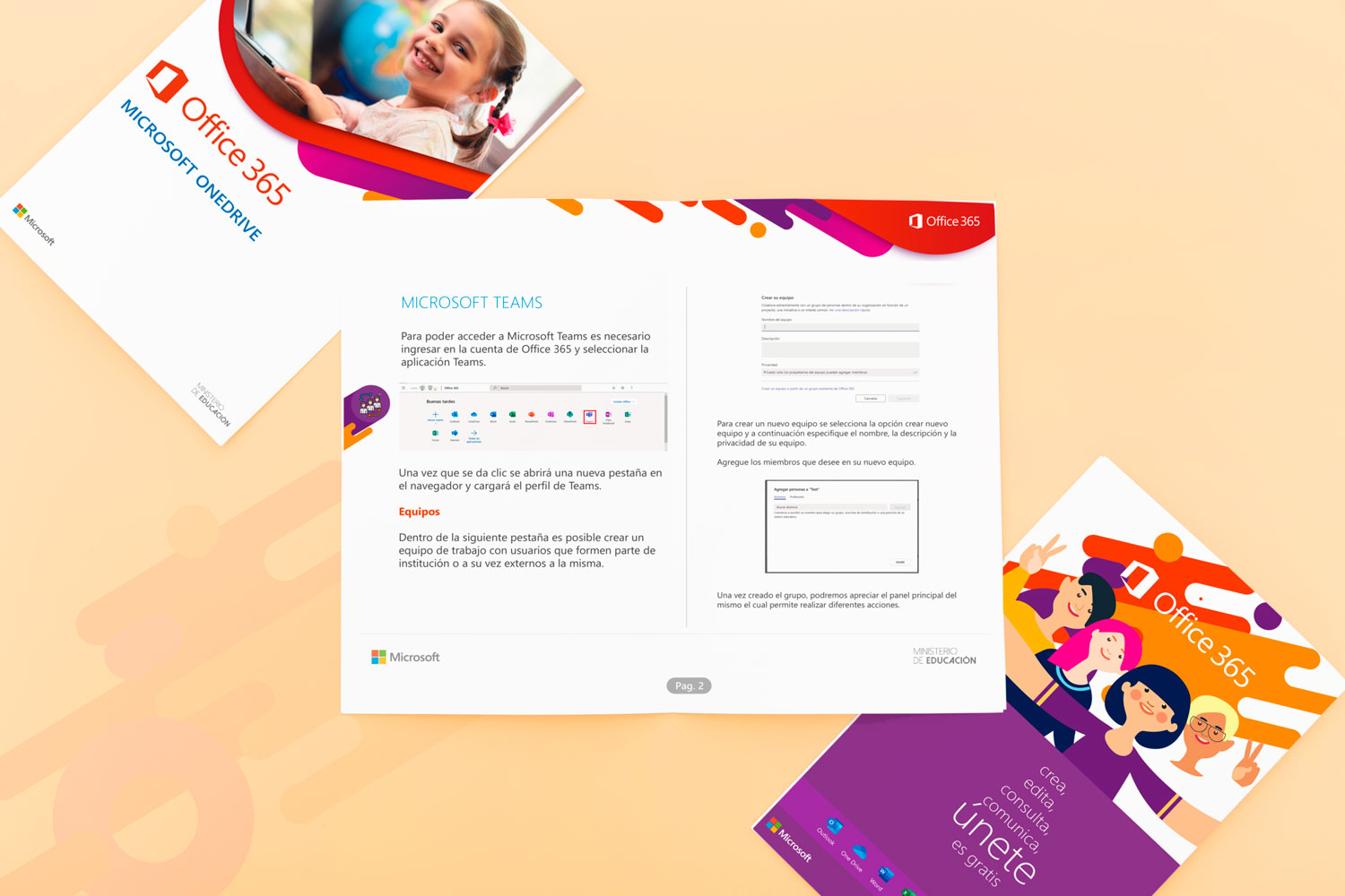 manuales ofice 365 elearning branding quito