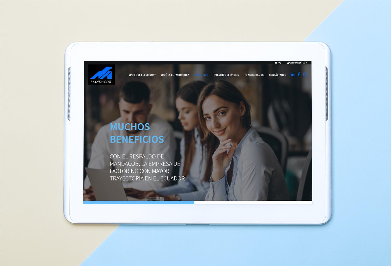 mandacob responsive web tablet 2