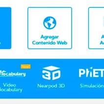 plan internacional Video tutorial Nearpod Contenido