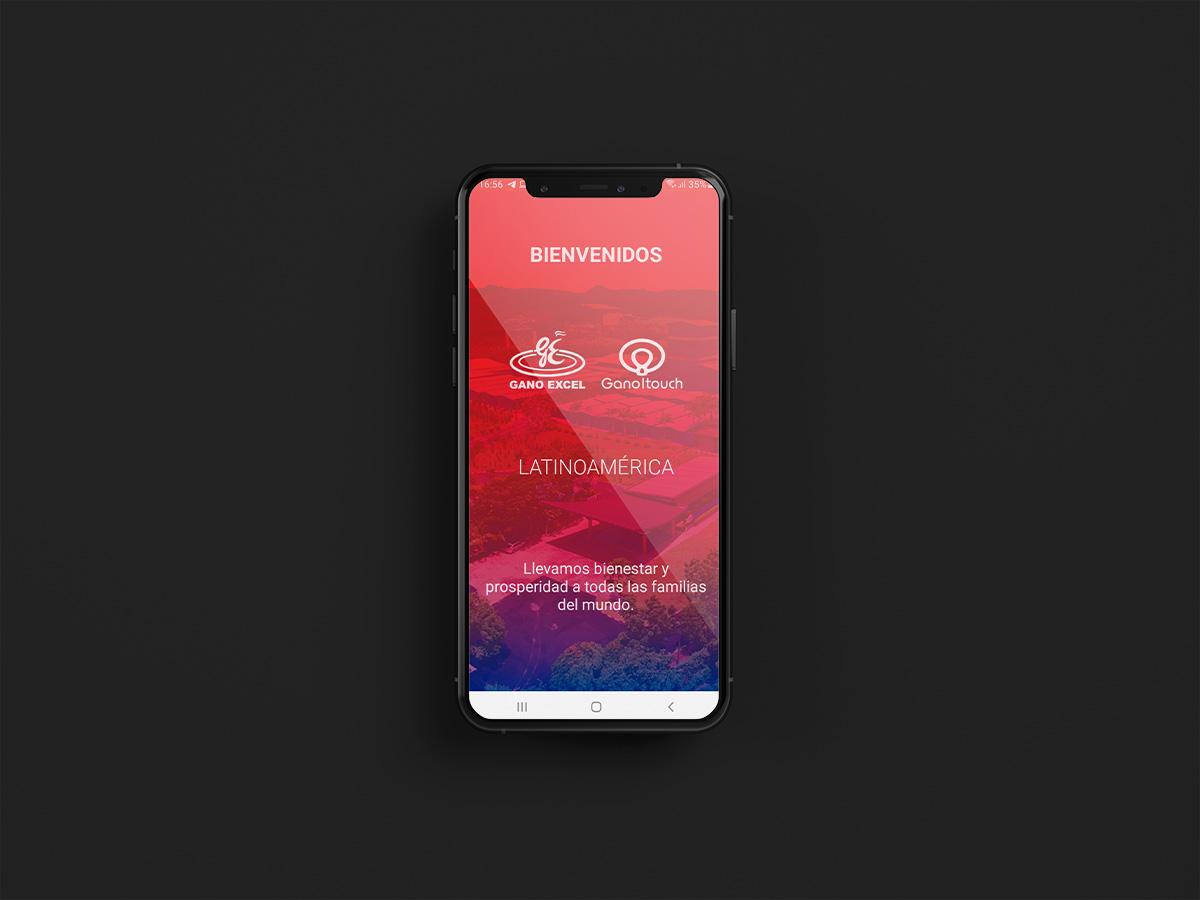 app ganoitouch latinoamerica react native android ios