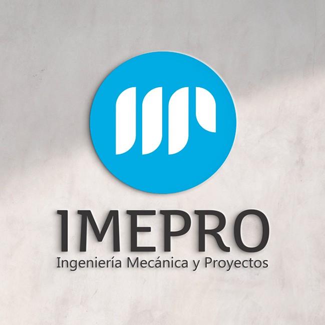 portada logotipo imepro ingenieria proyectos tarjetas corporativas