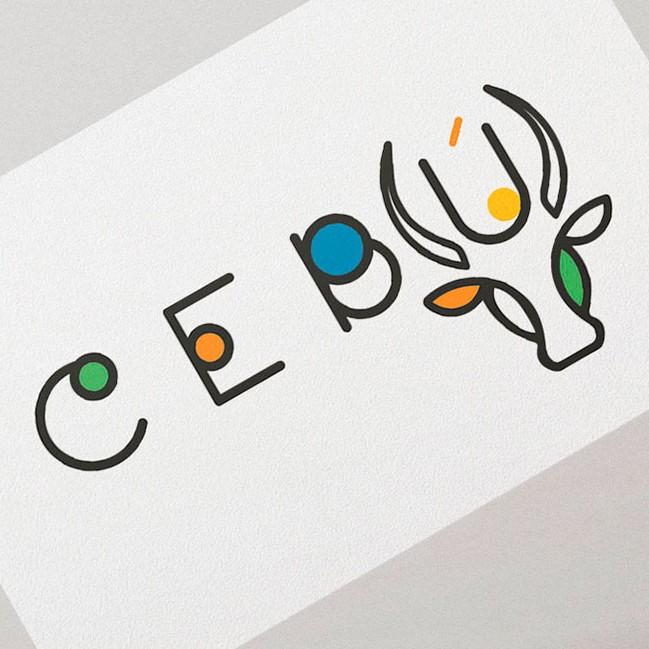 portada rancho mateo cebu logotipo imagen corporativa ecuador